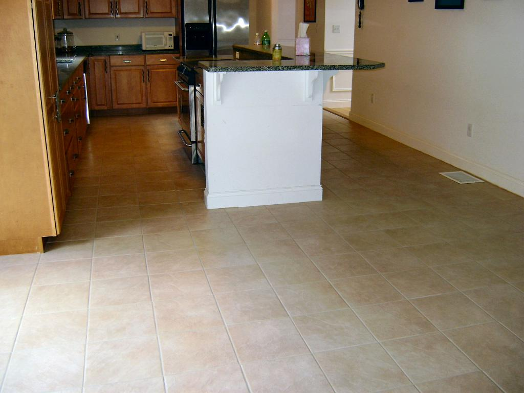 Porcelain Tile For Kitchen Floors Kitchen